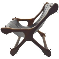 Don Shoemaker Sloucher Lounge Chair
