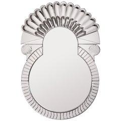 Scena Rotonda Mirror by Nikolai Kotlarczyk for Portego