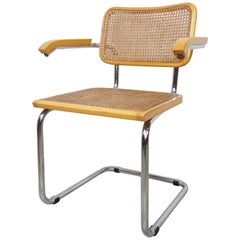 Armchair Cesca B64 Model French Design Marcel Breuer