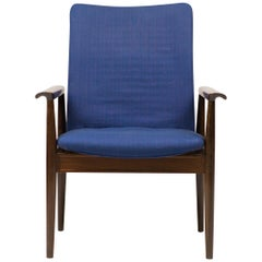 Rosewood Diplomat Chair by Finn Juhl for Cado