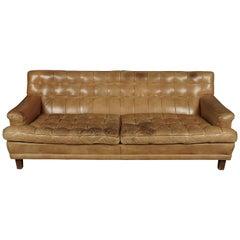Midcentury Sofa Designed by Arne Norell, Model Merkur, circa 1970