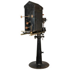 Motiograph Silent Movie Projector