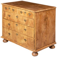 Queen Anne Period Chest of Drawers