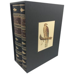 Birds of North America by First Edition by Spencer Baird, 2-Volume Set, 1860