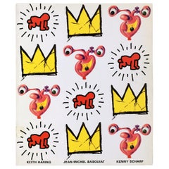 Basquiat, Keith Haring, Kenny Scharf Catalog, 1998