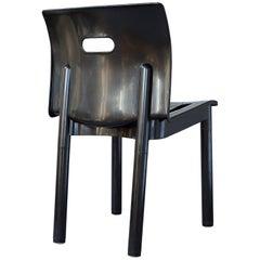 Plastic Stacking Chair by Anna Castelli Ferrieri