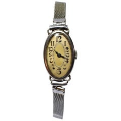 1930s Art Deco Ladies Wrist Watch