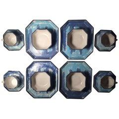 Gordon Martz Ceramic Teacups / Dinnerware