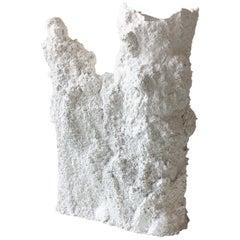 Far Deep Void Polystyrene Molded Concrete Vase