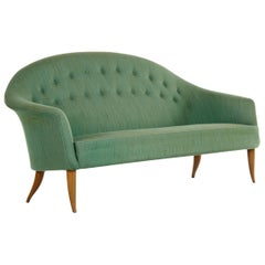 Kerstin Horlin Holmquist Paradiset Sofa, 1950s (Complimentary Re-Upholstery)