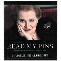 Read My Pins, Book by Madeleine Albright
