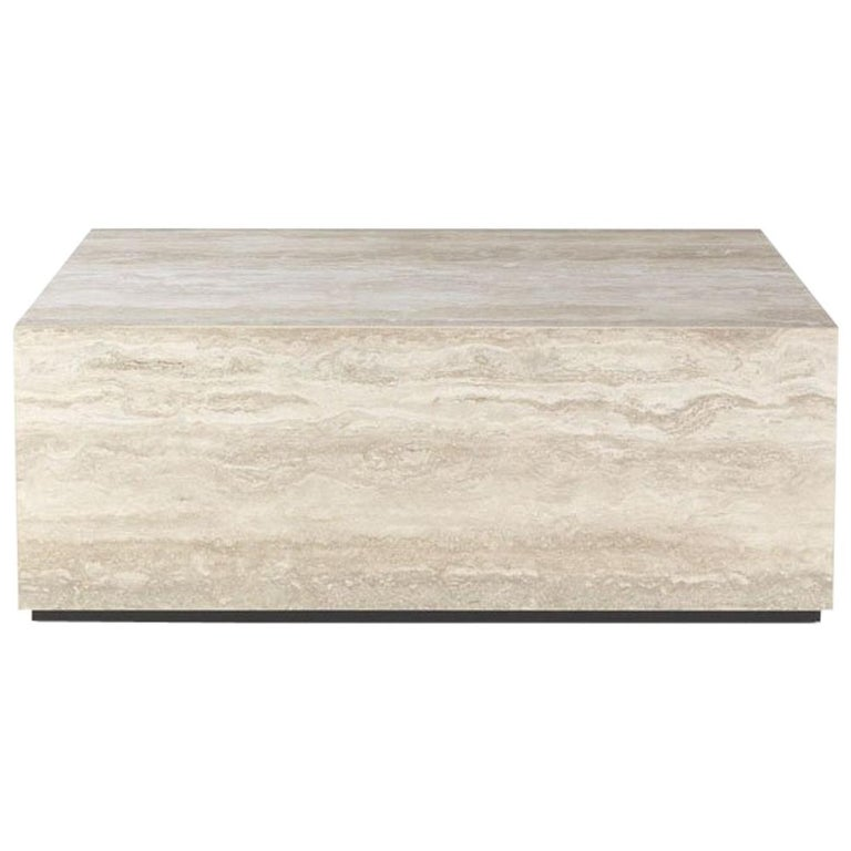 Gianfranco Ferré Flair Side Table in Porcelain Wood
