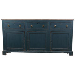 West Country Painted Dresser Base