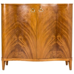 Mahogany Cabinet by Axel Larsson
