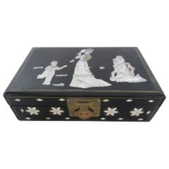 Early 20th Century Jewelry Box