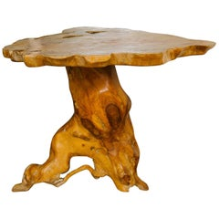 Free-Form Tree Table