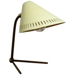 Mid-Century Modern Table Lamp by Hans Bergstöm for ASEA
