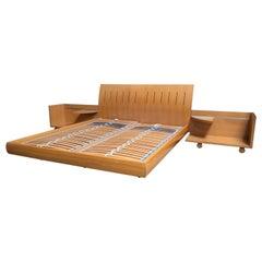 Ligne Roset Queen Bed Set