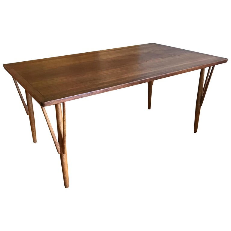 Hans J. Wegner for Johannes Hansen Dining Table
