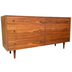 Milo Baughman Six-Drawer Dresser for Glenn of California