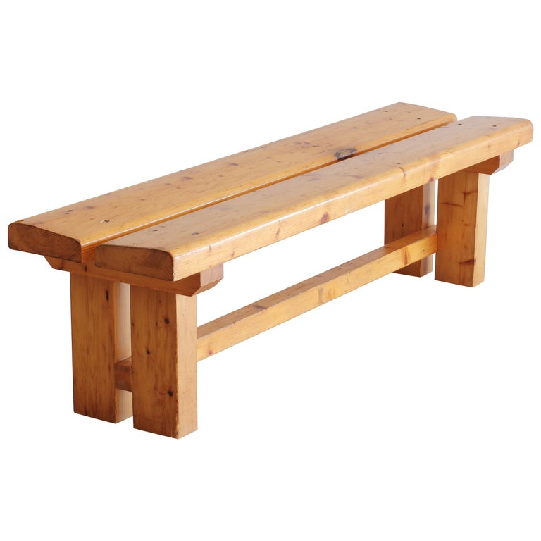 Charlotte Perriand Bench For Sale