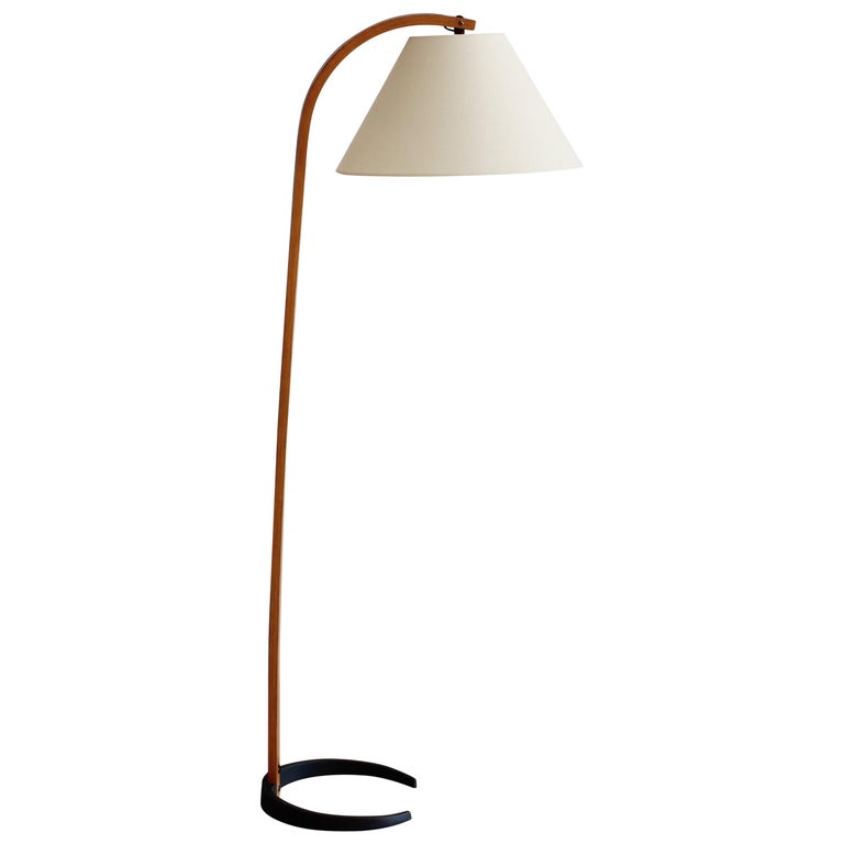 Floor Lamp by Mads Caprani For Sale