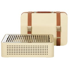 RS Barcelona Mon Oncle Barbecue in Cream by Mermelada Estudio