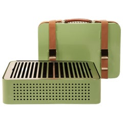 RS-Barcelona Mon Oncle Barbecue in Green by Mermelada Estudio
