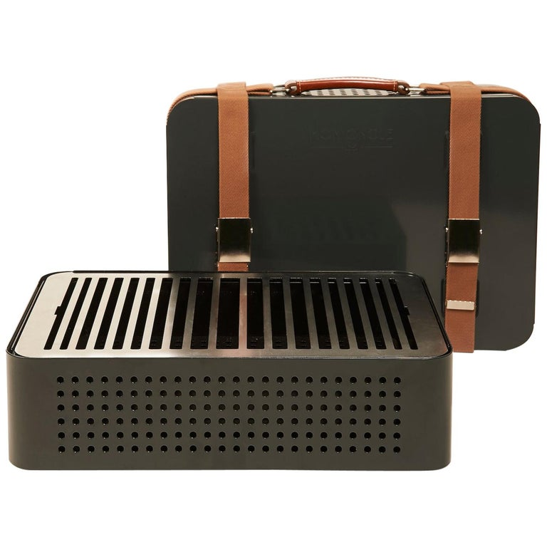 RS-Barcelona Mon Oncle Barbecue in Grey by Mermelada Estudio