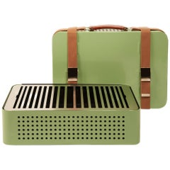 RS-Barcelona Mon Oncle Set of 40 Barbecue in Green by Mermelada Estudio