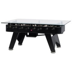 RS-Barcelona Low Rectangular RS Dining Table in Black by José Andrés