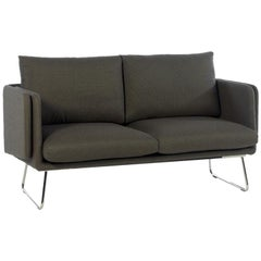 RS-Barcelona Spongy Sofa in Dark Taupe by Stone Designs
