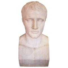 Marble Bust by Antonio Canova