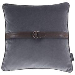 Gianfranco Ferré Brooklyn Pillow in Dark Brown