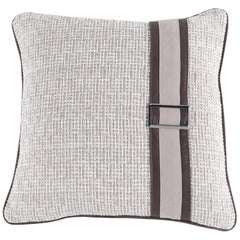 Gianfranco Ferré Wahi Pillow in Off White Fabric
