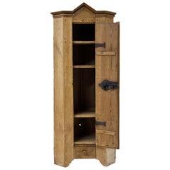 Provincial Storage Cupboard, Bohemia, 1780