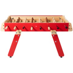 RS-Barcelona Low RS4fun Football Table in Red by Rafael Rodríguez