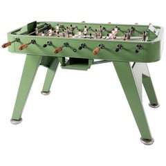 RS-Barcelona RS2 Football Table in Green Iron by Rafael Rodríguez