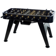 RS-Barcelona RS2 Gold Edition Football Table in Black by Rafael Rodríguez