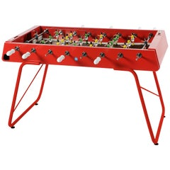 RS-Barcelona RS3 Football Table in Red by Rafael Rodríguez
