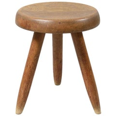 Charlotte Perriand, Oakwood Stool