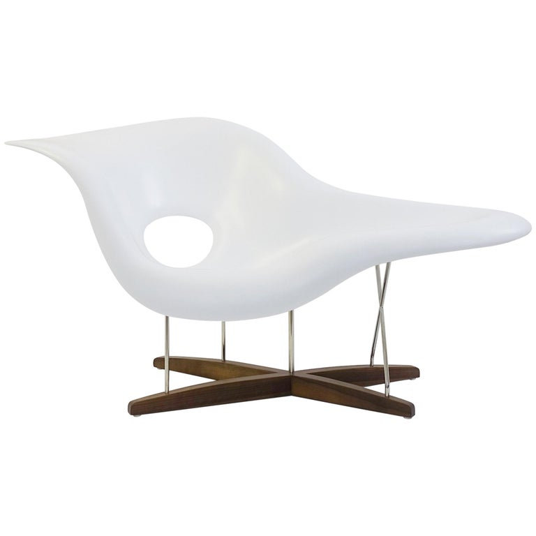 """""""La Chaise"""" Chair by Charles and Ray Eames"""