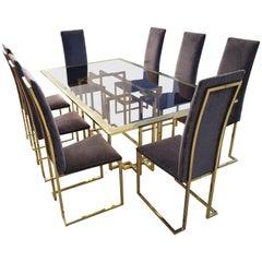 Maison Jansen Style Dining Set