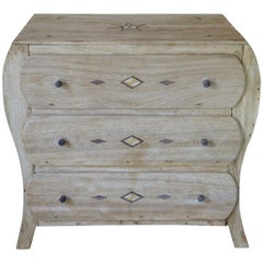 1800s French Chest of Drawers with Inlays