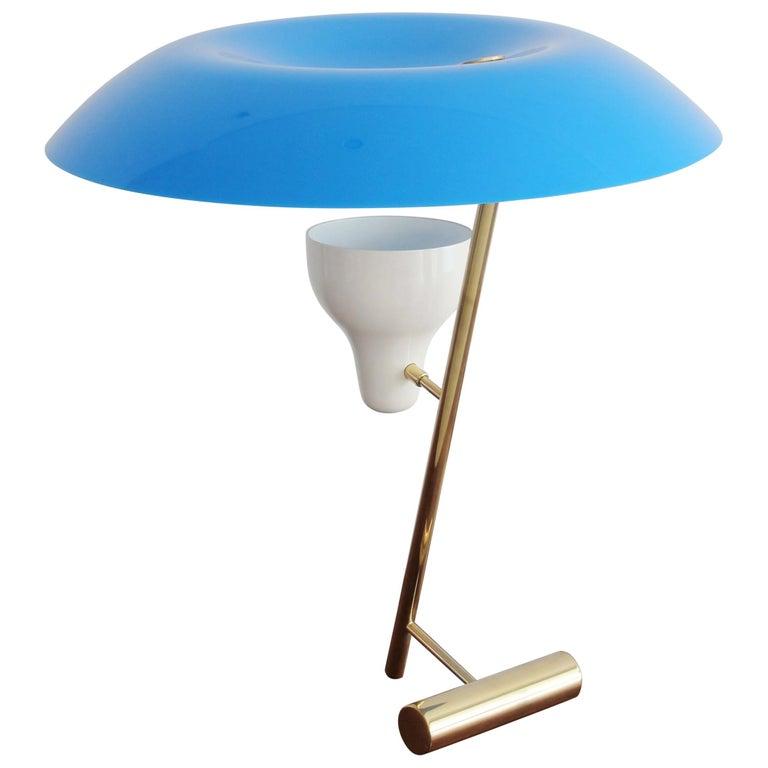 Gino Sarfatti Modello 548 Table Lamp For Sale