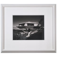Julius Shulman Photograph of the Chemosphere by John Lautner