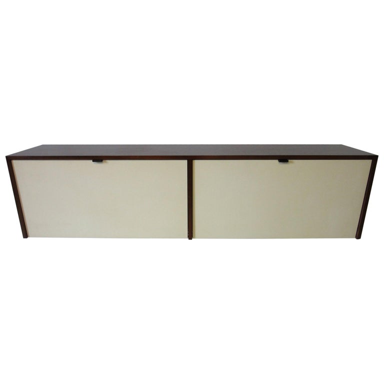 Knoll Hanging Credenza / Cabinet Designed by Florence Knoll