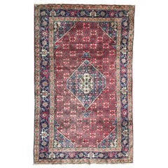 Vintage Persian Tabriz Rug, Antique Rugs and Carpets from Persia