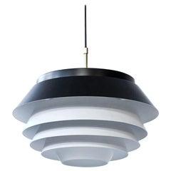 Danish Pendant Lamp by Nordisk Solar, 1960s