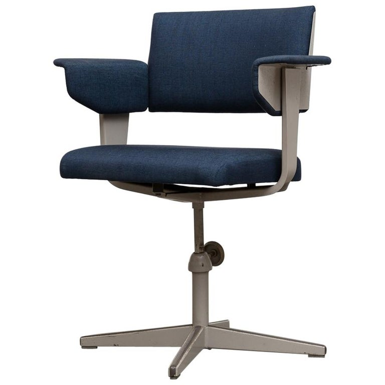 "Friso Kramer ""Resort"" Office Desk Chair For Sale"